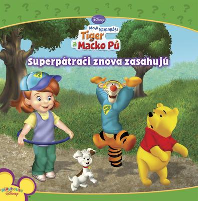 Macko Puf Superpátrači znovu zasahujú