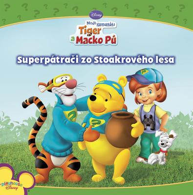 Macko Puf Superpátrači zo Stoakrového lesa