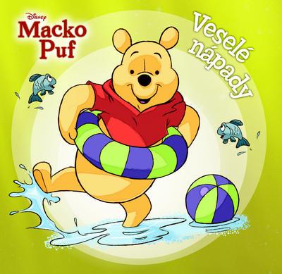 Obrázok Macko Puf Veselé nápady