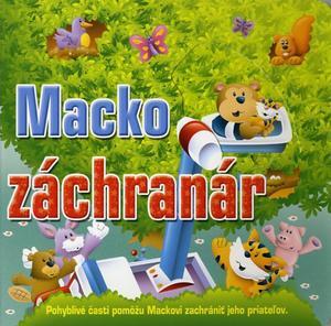 Obrázok Macko záchranár