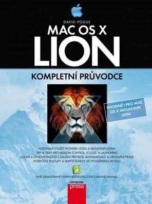 Obrázok Mac OS X Lion: Kompletní průvodce