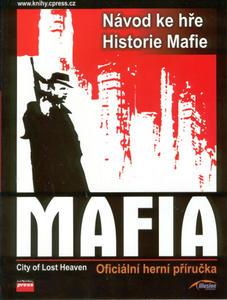 Obrázok Mafia City of Lost Heaven  Návod ke hře Historie Mafie