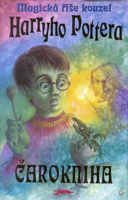 Obrázok Magická říše kouzel Harryho Pottera