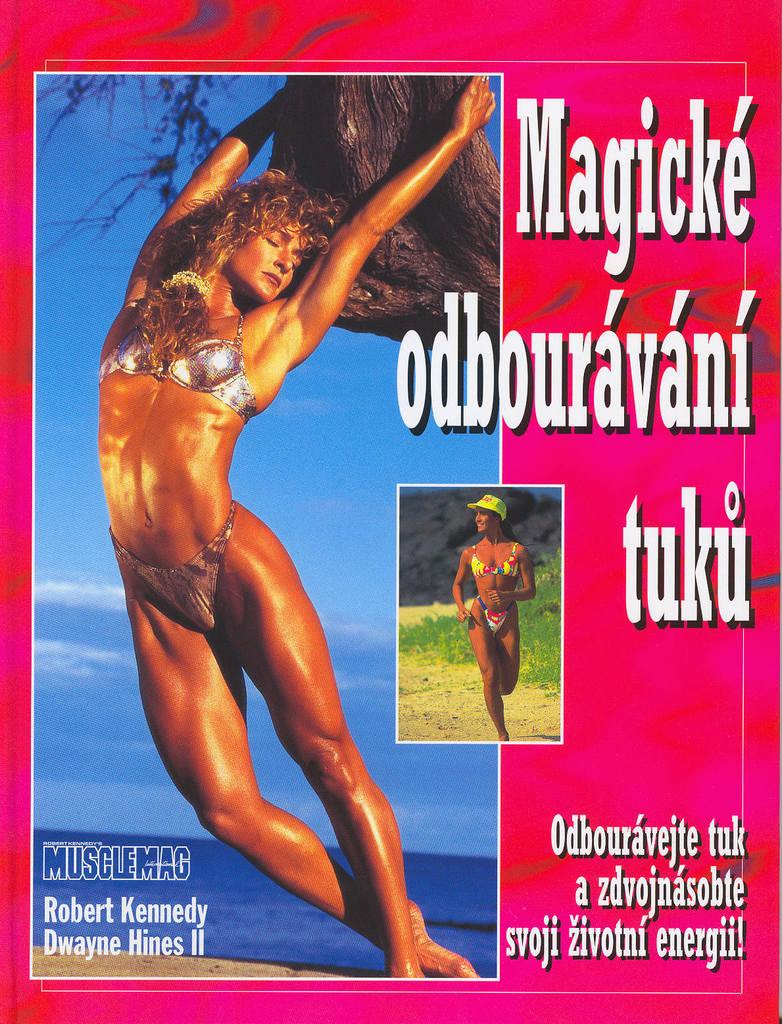 Svět kulturistiky Magické odbourávání tuků - Dwayne Hines II, Robert Kennedy
