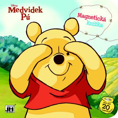 Obrázok Magnetická knížka Medvídek Pú