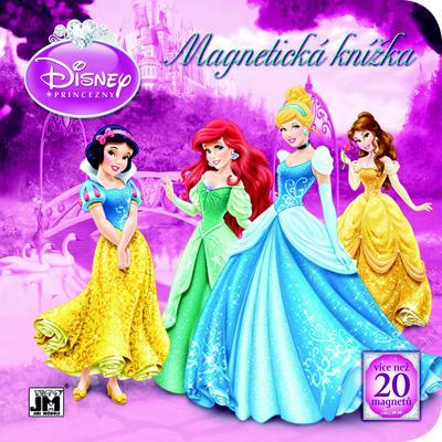 Obrázok Magnetická knížka Princezny