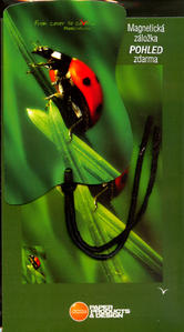 Obrázok Magnetická záložka Beruška - MZ 021