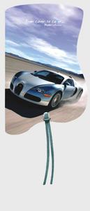 Obrázok Magnetická záložka Bugatti - MZ 026