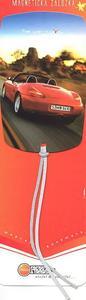 Obrázok Magnetická záložka Kabriolet- MZ 031