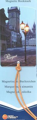 Obrázok Magnetická záložka Praha 6 - S-001-0006