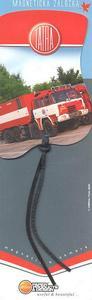 Obrázok Magnetická záložka Tatra 1 - MZ 043