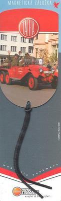 Obrázok Magnetická záložka Tatra 2 - MZ 044