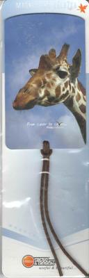 Obrázok Magnetická záložka Žirafa- MZ 032