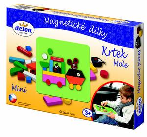 Obrázok Magnetické dílky Krtek Mini