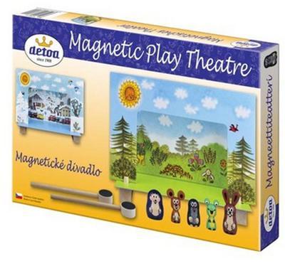 Obrázok Magnetické divadlo Krtek