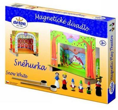 Obrázok Magnetické divadlo Sněhurka