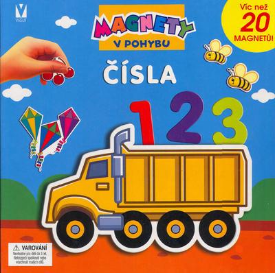 Obrázok Magnety v pohybu Čísla
