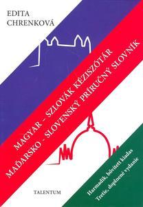 Obrázok Magyar - szlovák kéziszótár Maďarsko - slovenský príručný slovník