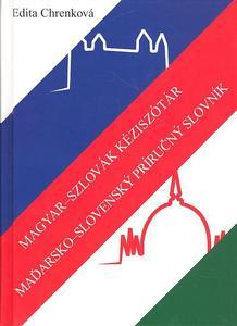 Obrázok Magyar-szlovák kéziszótár Maďarsko-slovenský príručný slovník