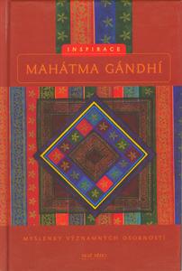 Obrázok Mahátma Gándhí