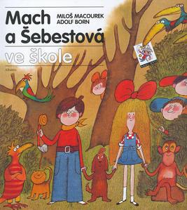 Obrázok Mach a Šebestová ve škole