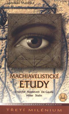 Obrázok Machiavelistické etudy