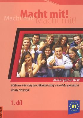 Obrázok Macht mit! kniha pro učitele 1.díl
