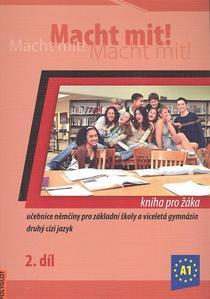 Obrázok Macht mit! Kniha pro žáka 2. díl