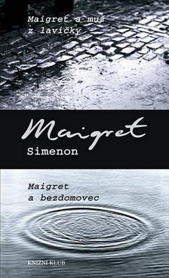 Obrázok Maigret a muž z lavičky, Maigret a bezdomovec