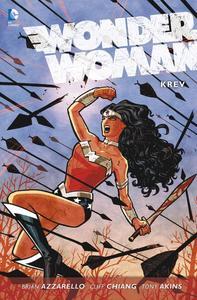 Obrázok Wonder Woman Krev
