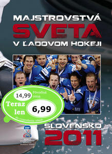 Obrázok Majstrovstvá sveta v ľadovom hokeji Slovensko 2011