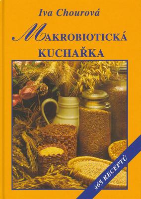 Obrázok Makrobiotická kuchařka