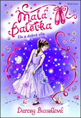 Obrázok Malá baletka Ela a dobrá víla