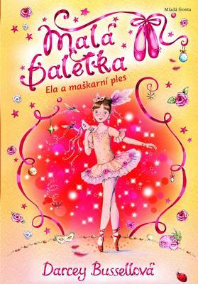 Obrázok Malá baletka Ela a maškarní ples