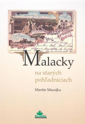 Obrázok Malacky na starých pohľadniciach