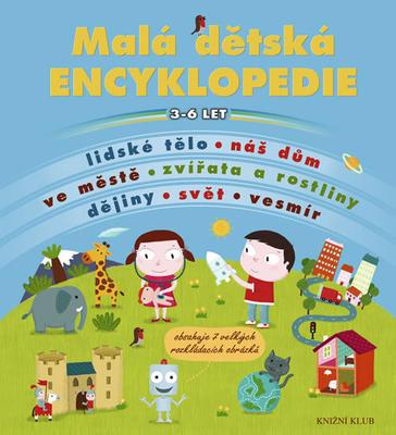 Obrázok Malá dětská encyklopedie