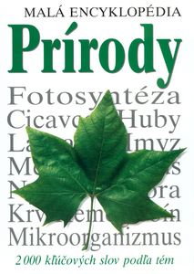 Obrázok Malá encyklopédia Prírody