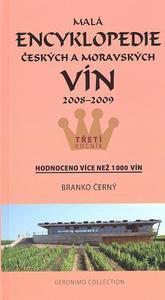 Obrázok Malá encyklopedie českých a moravských vín 2008 - 2009