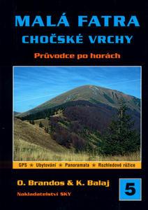 Obrázok Malá Fatra Chočské vrchy