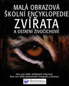 Obrázok Malá obrazová školní encyklopedie Zvířat