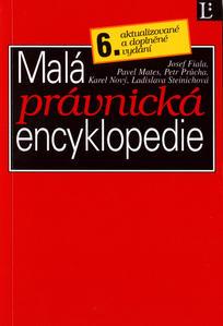 Obrázok Malá právnická encyklopedie