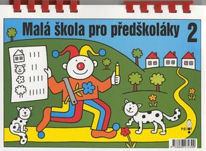 Obrázok Malá škola pro předškoláky 2