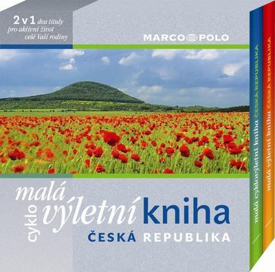Obrázok Malá výletní kniha Česká republika cyklo 2 v 1