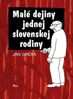 Obrázok Malé dejiny jednej slovenskej rodiny