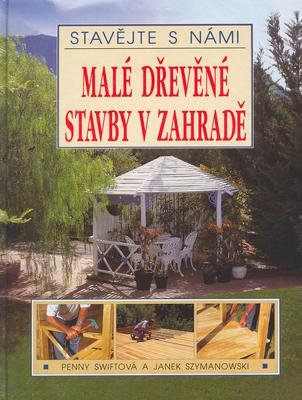 Obrázok Malé dřevěné stavby v zahradě