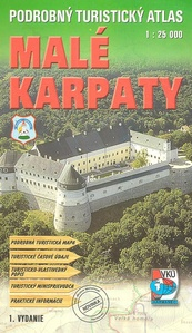 Obrázok Malé Karpaty 1:25 000
