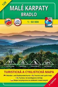 Obrázok Malé Karpaty Bradlo 1 : 50 000