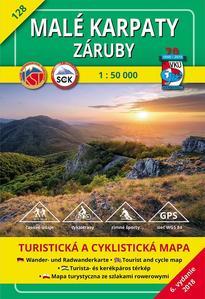 Obrázok Malé Karpaty Záruby 1:50 000