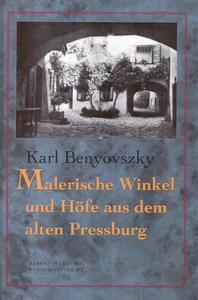 Obrázok Malerische Winkel und Höfe aus dem Alten Pressburg