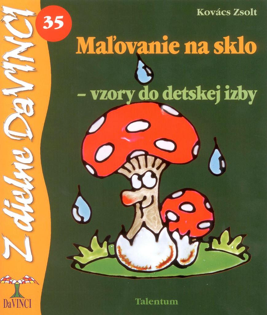 Maľovanie na sklo vzory do detskej izby - Zsolt Kovács